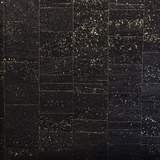 02242110 Cork Black w/Gold 18x27
