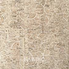 Surface White Pearlescent Lace Cork