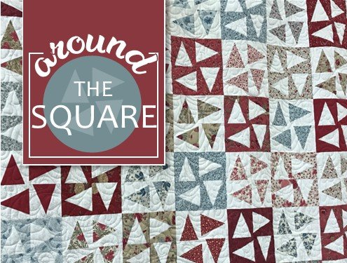 Around the Square  Class-Kim Gibson