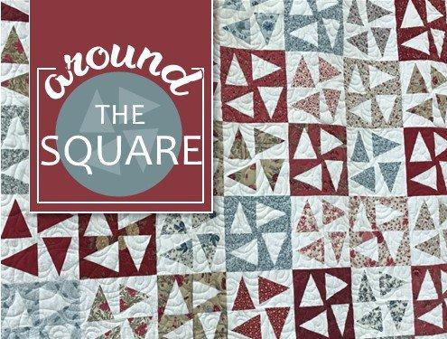 Around the Square  Class-Kim Gibson