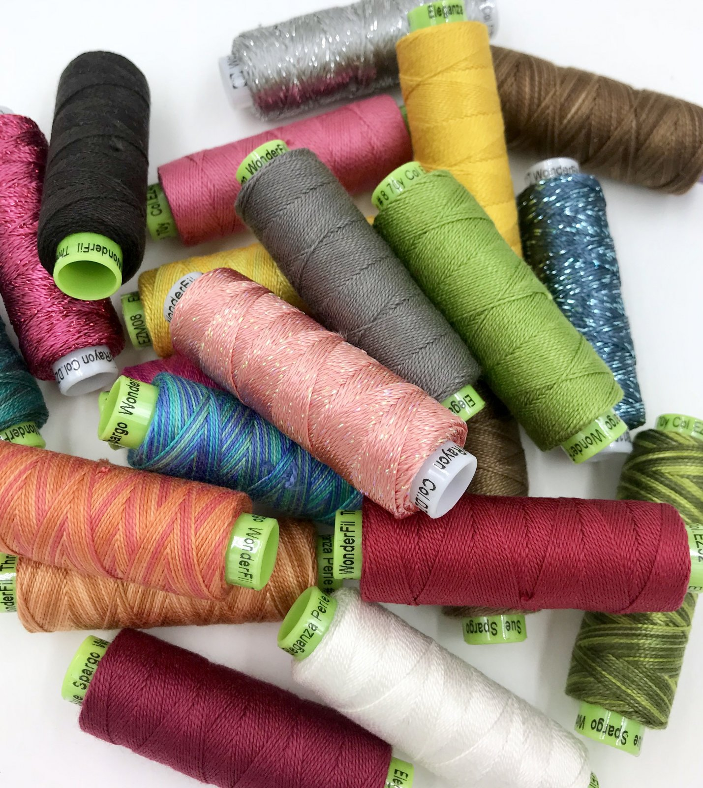Red Barn Thread kit for Momma Always Says