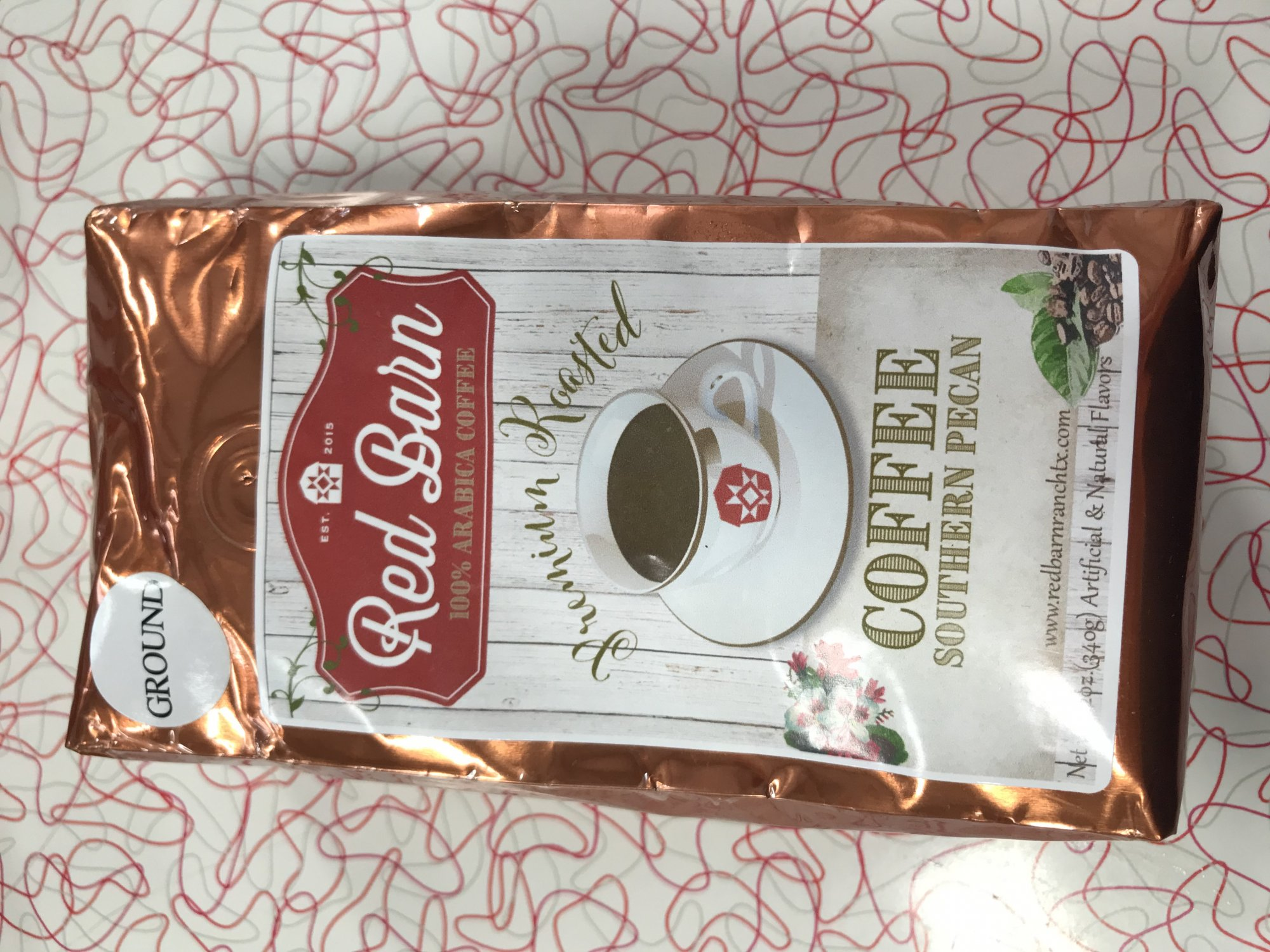 RB Coffee,Snicker-Roo 12 oz Bag