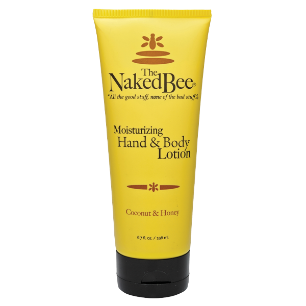 The Naked Bee-OBH Lotion LG-Coconut Honey