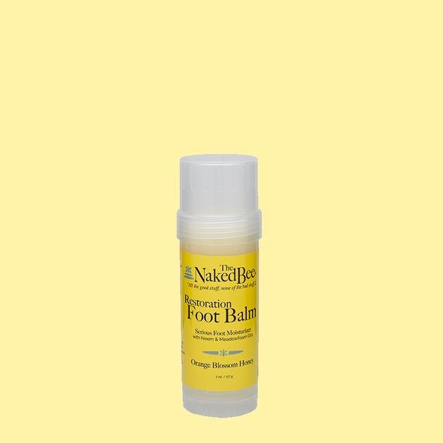 The Naked Bee-OBH Foot Balm