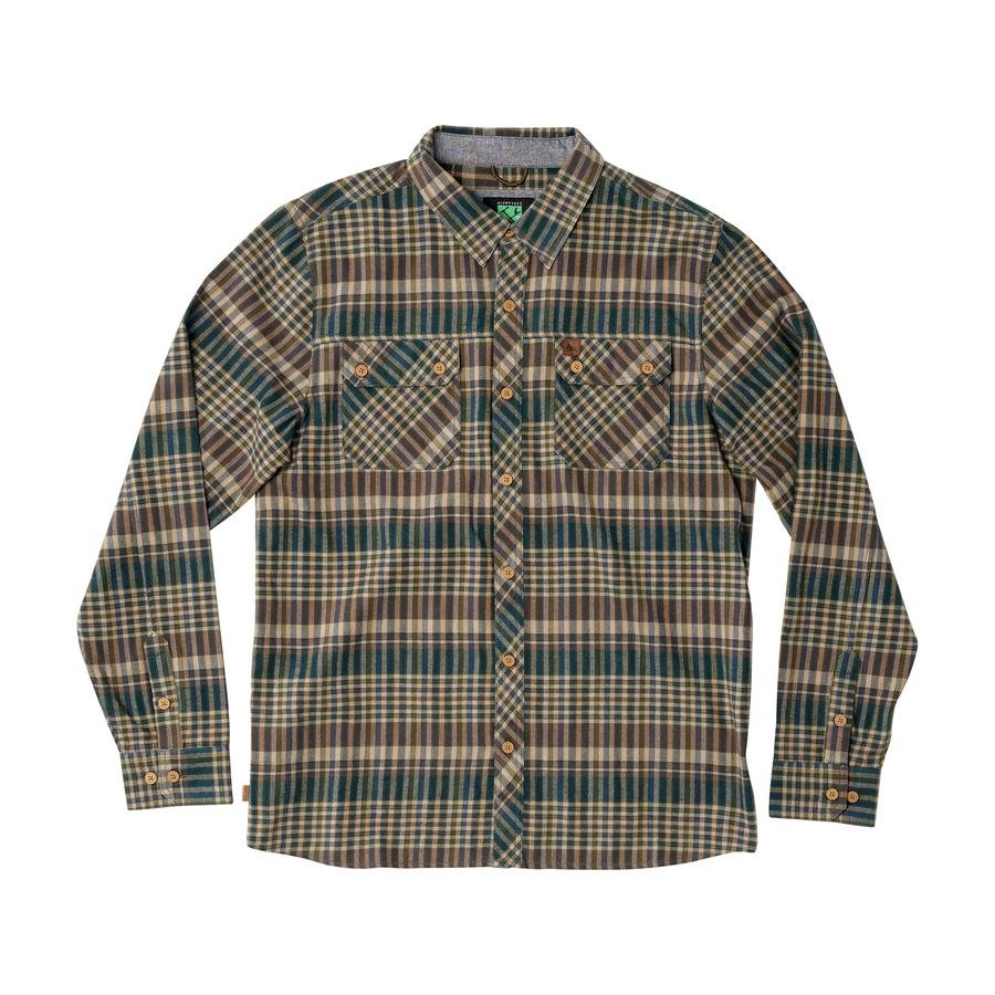 Hippy Tree Morro Flannel