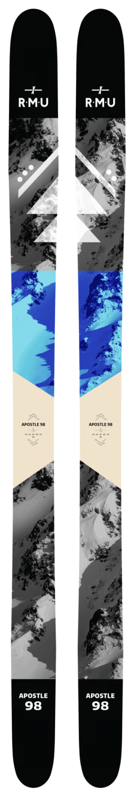 RMU 2019 Apostle 98 Metal