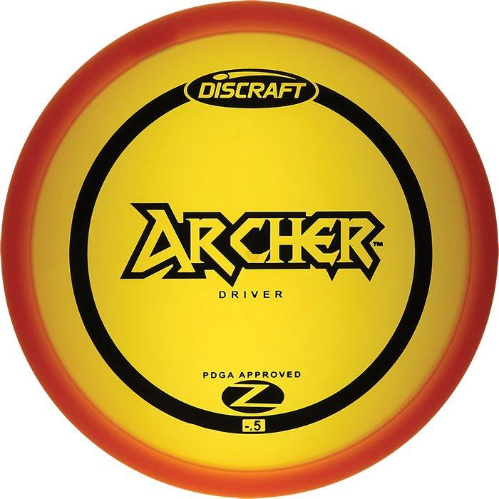 Discraft Z-line ARCHER Fairway Driver Disc