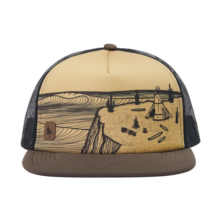 c5a0b36525c HippyTree Baja Hat