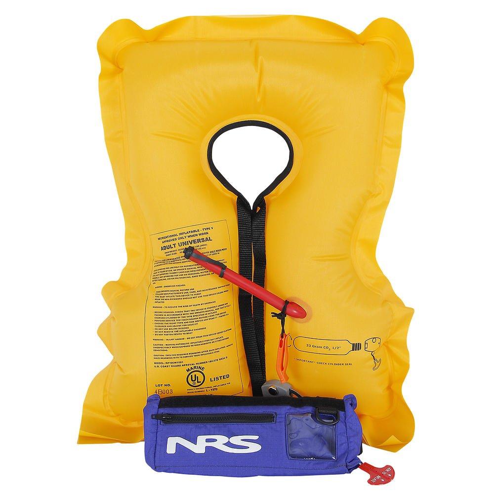 NRS Big Kahuna Self-Inflating PFD