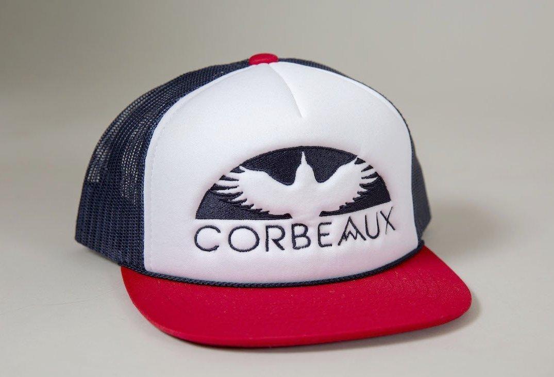 Corbeaux Boxcar Youth Trucker Hat
