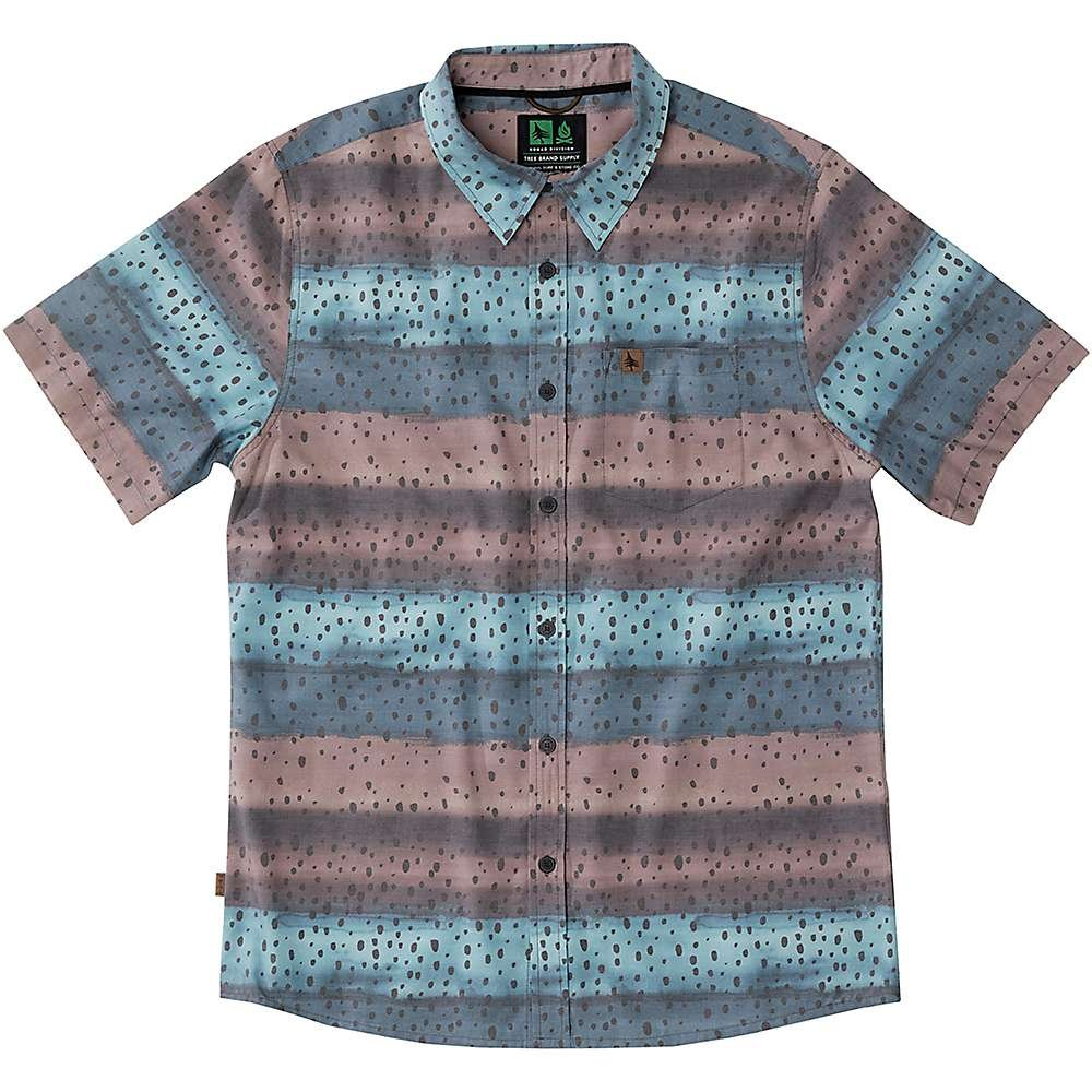 HippyTree Brown Trout Woven Shirt
