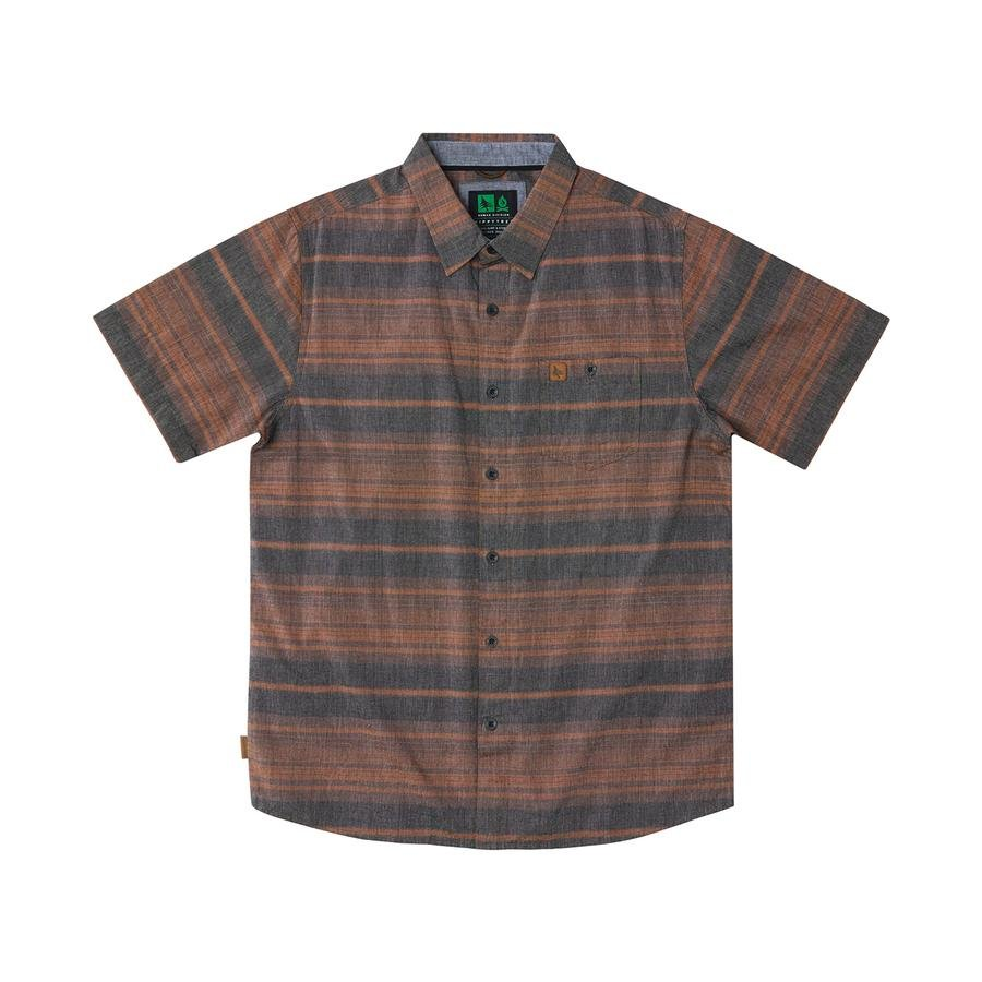 HippyTree Carlsbad Woven S/S Shirt
