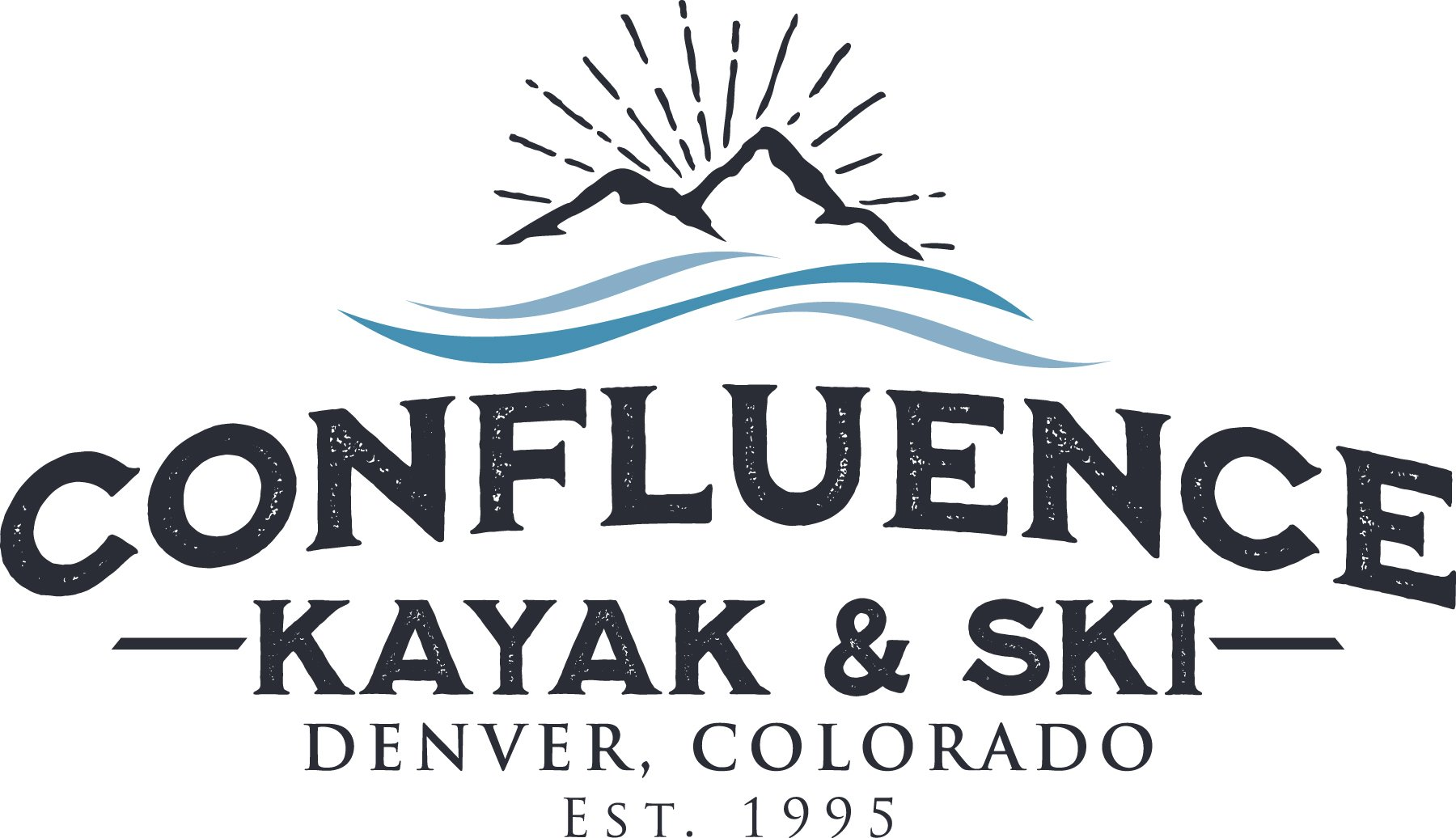 Confluence Kayak & Ski logo
