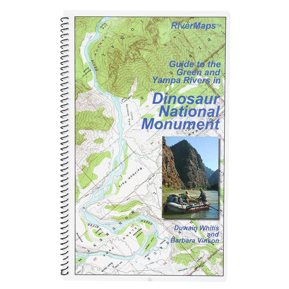 RiverMaps Dinosaur Guide Green/ Yampa