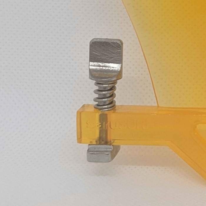 SOL Fast Fin Release system - fin screw