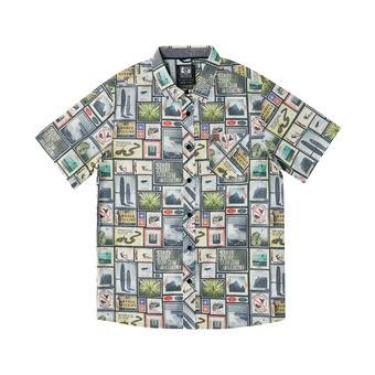 HippyTree Collage Woven Shirt
