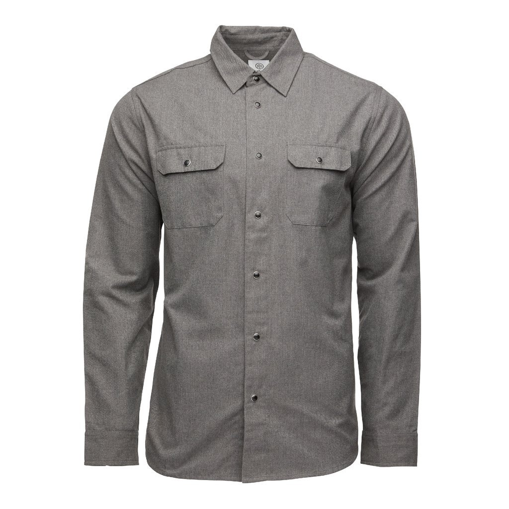 Flylow Mens Handlebar Tech Flannel Shirt
