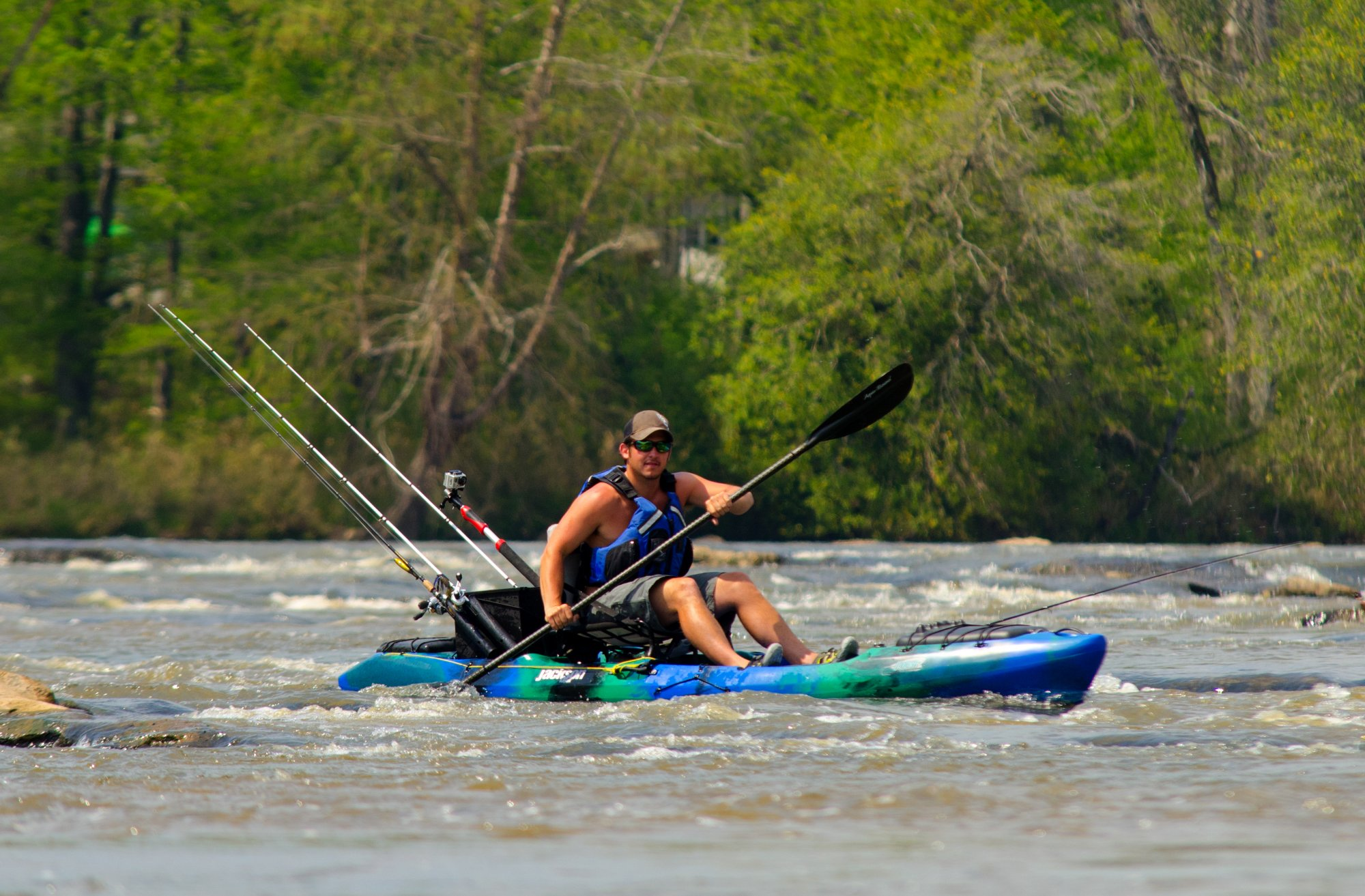 Jackson 2017 coosa fishing kayak for New fishing kayaks 2017