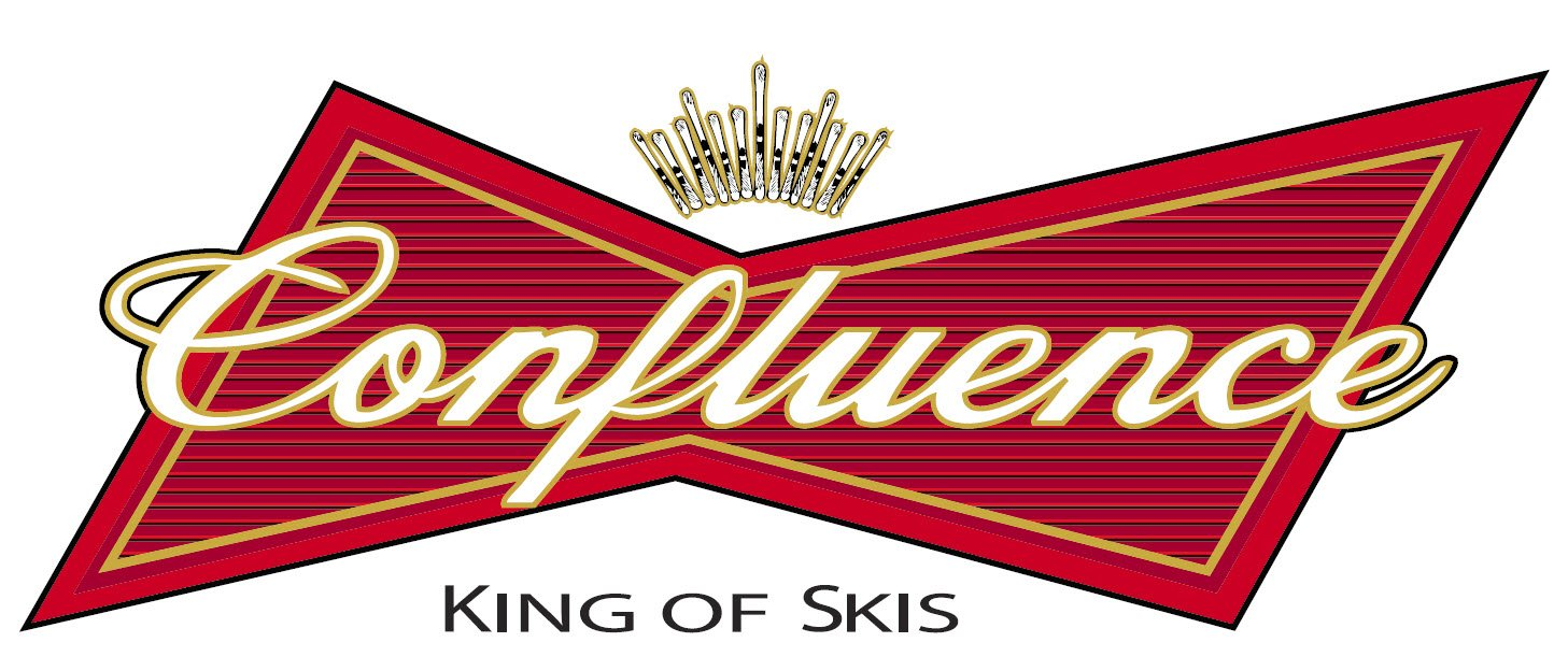 Confluence King of Skis T shirt