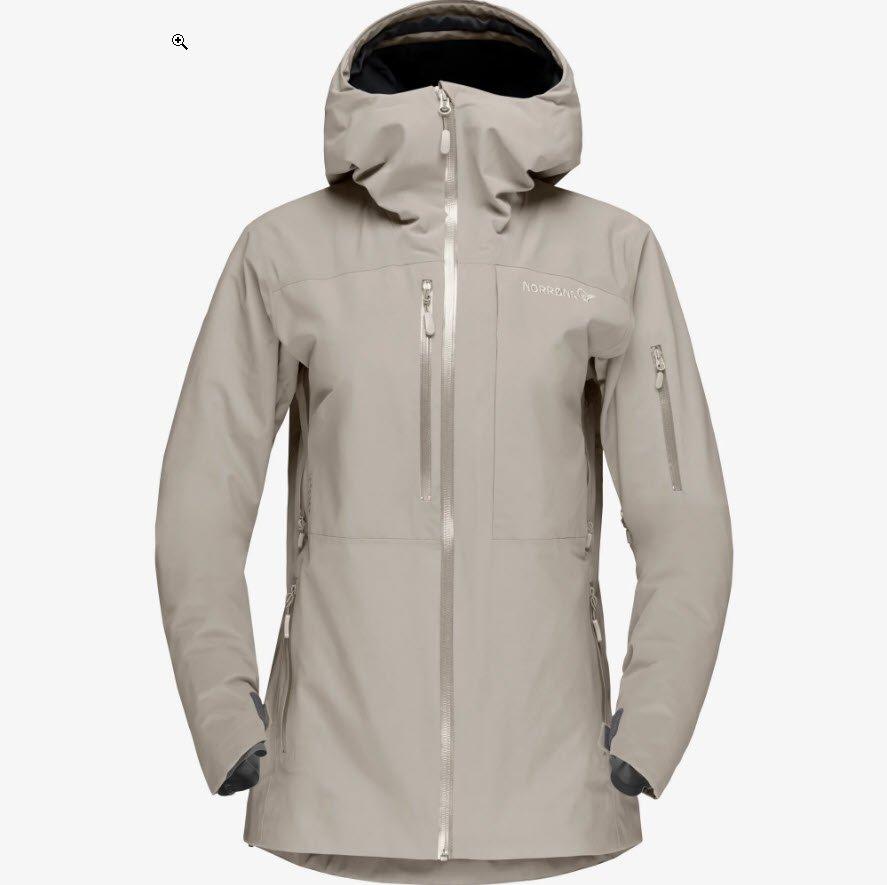 Norrona Women's Lofoten Gore Tex Insulated Jacket