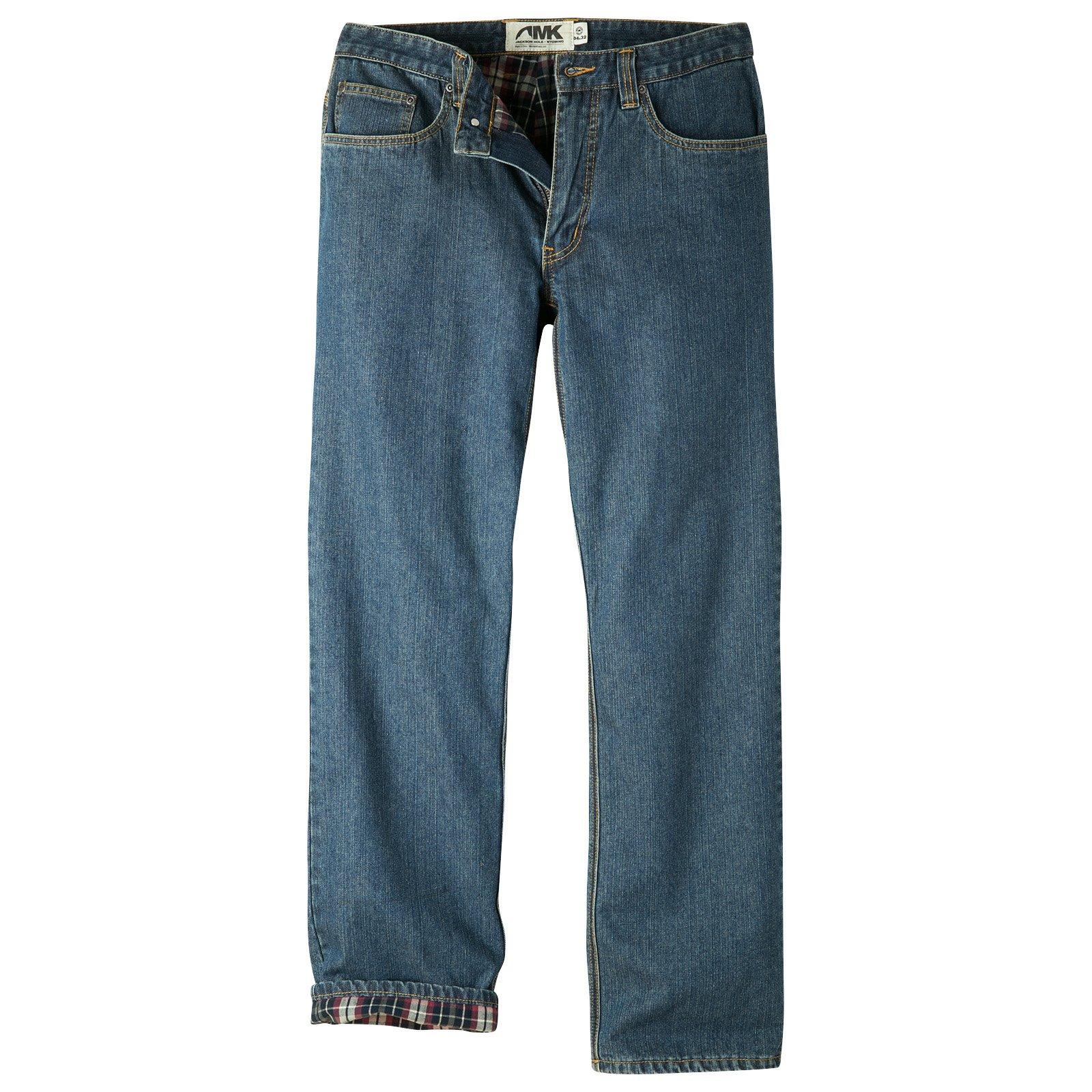 MK Men's Flannel Jean