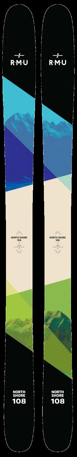 RMU 2019 North Shore 108 Wood