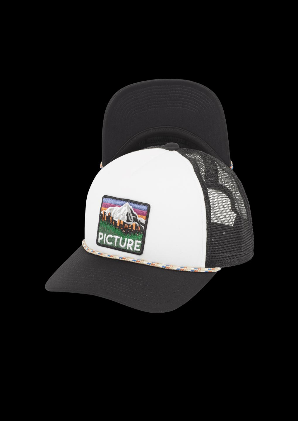 Picture Denver Trucker Hat