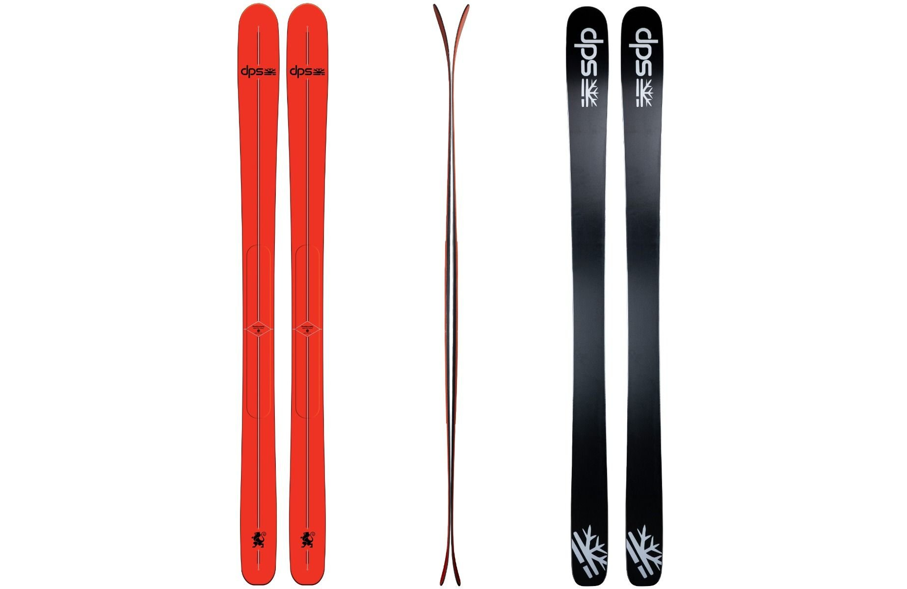 DPS 2019 Wailer 100 C2 Powderworks Ski