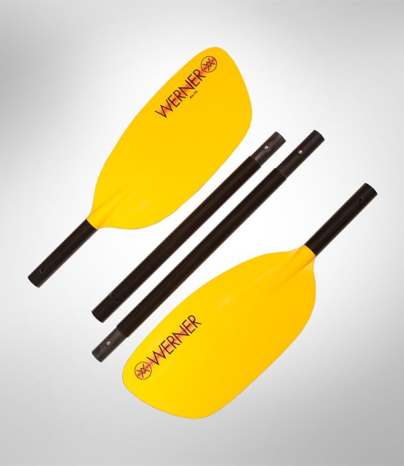 Werner Rio 4 piece Paddle