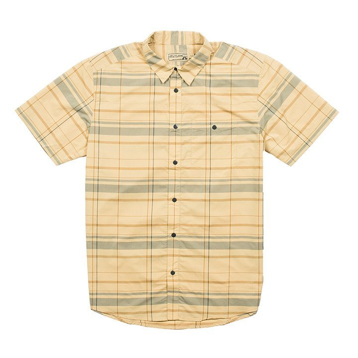 Flylow Nelson Plaid SS