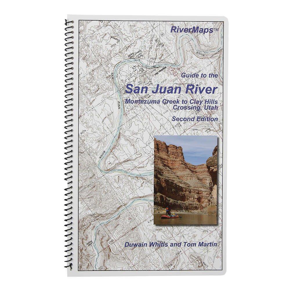 RiverMaps San Juan Guide book
