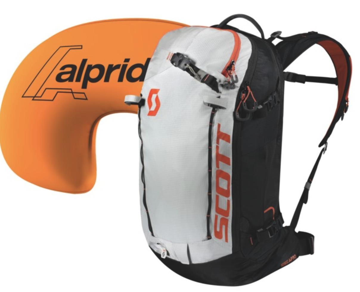 Scott E1 Patrol AP 30 Backpack