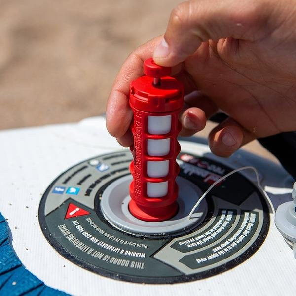 Red Paddle Original Silent Air remover - Deflator