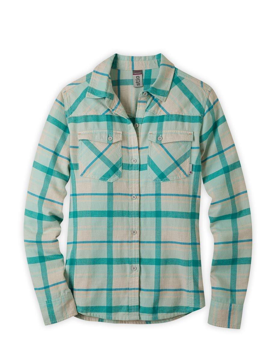 Stio 2019 Women's Willow Flannel Shirt