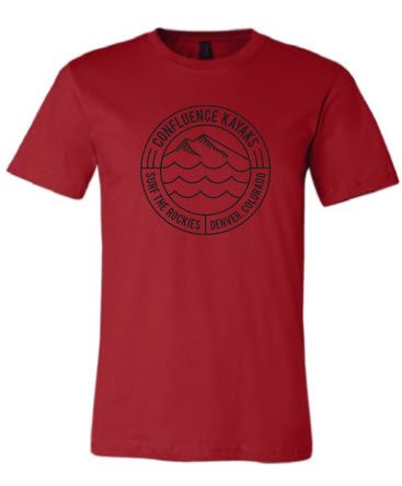 CK Surf the Rockies t-shirt