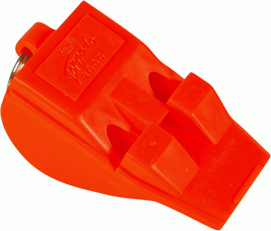 ACME T2000 Tornado Safety Whistle