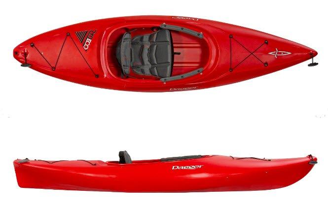 Dagger Zydeco 9.0 Kayak
