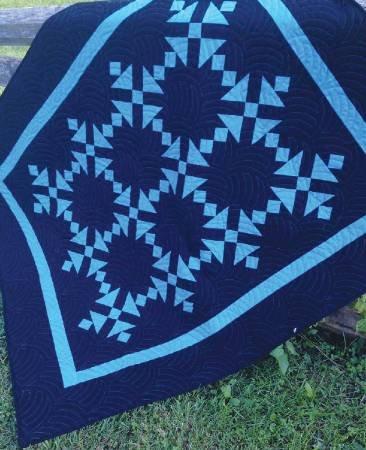 Almost Amish Cat's Cradle Quilt Pattern