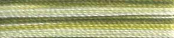 Aurifil 50wt Varigated Green
