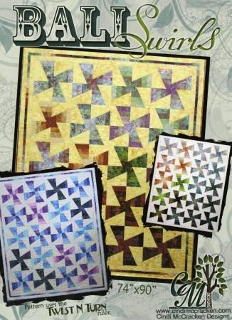 Bali Swirls Pattern