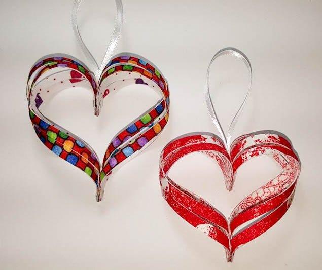 Be My Valentine Ornament Kit