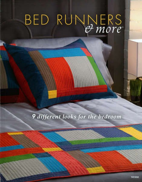 Bed Runners & More Book