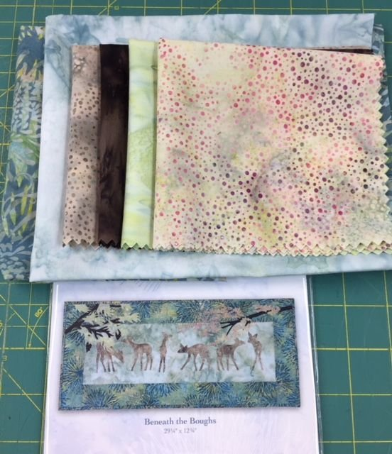 Beneath the Boughs Kit