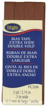 Bias Tape 1/2 Bark (1236)