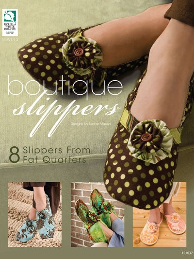 Boutique Slippers Book