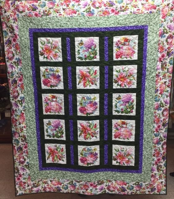Broken Sashes Quilt Kit