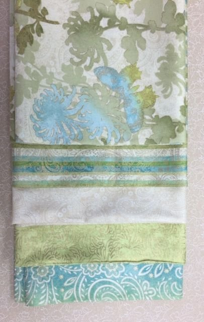 Bundled Beauty Fabric Pack - Fabric Collection F