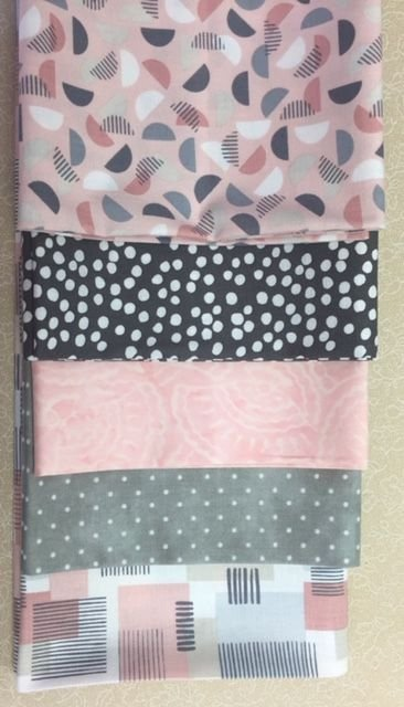 Bundled Beauty Fabric Pack - Fabric Collection I