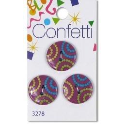 Button Confetti  3278