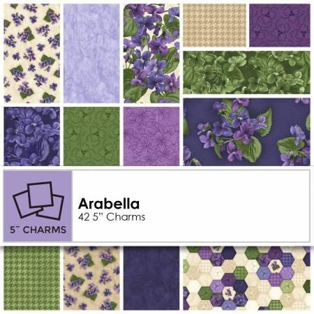 Charm Squares - ARABELLA